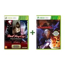 Devil May Cry HD Collection + Devil May Cry 4 - Xbox 360 - Capcom