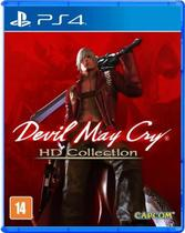 Devil May Cry - Hd Collection - PS4 - Capcom