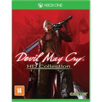 Devil May Cry - Hd Collection - Xbox One - Capcom