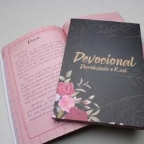 Devocional descobrindo o real - Life Livraria -