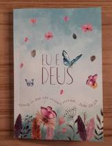 Devocional Eu e Deus - Jardim Secreto - Livro de Oração. - Editora Penkal
