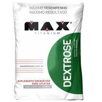 Dextrose - 1000g Natural - Max Titanium -