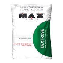 DEXTROSE (1kg) - Natural - Max Titanium -
