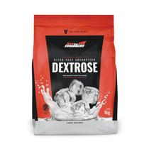 Dextrose 1kg Sem Sabor New Millen Ganho De Massa -