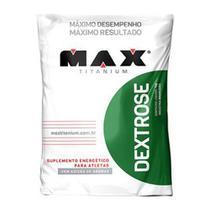 Dextrose natural 1kg max titan - Max Titanium