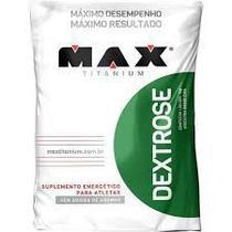 Dextrose refil max titanium - 1 kg - Max  Titanium