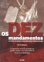 Dez mandamentos, os - Escala (lafonte)