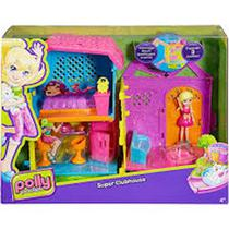 Dhw41 Polly Pocket Super Clubhouse - Mattel
