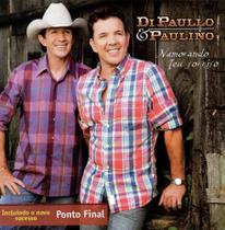 Di Paullo & Paulino Namorando teu Sorriso - CD / Sertanejo - Radar