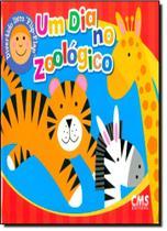 Dia no Zoológico - Coleção Flip-Flap, Um - Cms