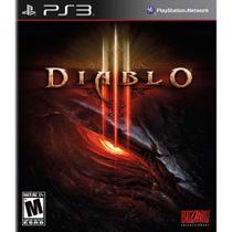 Diablo III  - Ps3 - Blizzard