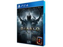 Diablo III - Ultimate Evil Edition para PS4 - Blizzard