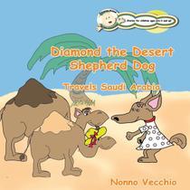 Diamond the Desert Shepherd Dog - Summit International -