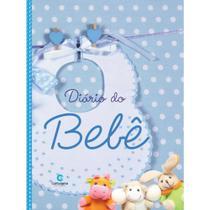Diário Álbum Bebê Fotos E Anotações Para Meninos - Bebe