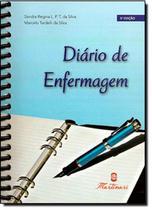 Diário de Enfermagem - Anotações de Rotina - Editora martinari