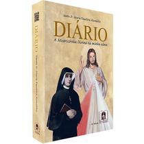 Diario de santa faustina a misericordia divina na minha alma capa dura - Armazem