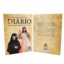Diario de santa faustina capa comum - Armazem -