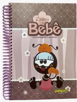 Diário do Bebe com Smilinguido Feminino Pink - Vida E Luz