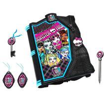 Diário Mágico da Monster High com Acessórios MHDM1 Intek - Intek -