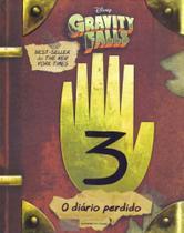 Diário Perdido de Gravity Falls, O - Vol. 03 - Universo Dos Livros