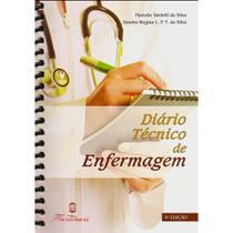 Diário Técnico de Enfermagem - Editora Martinari