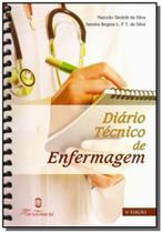 Diario tecnico de enfermagem - Martinari