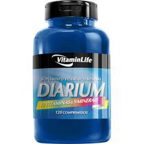 Diarium 120 Comprimidos - Vitamin Life - Vitaminlife