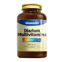 Diarium Multivitamins 120 Cápsulas Vitaminlife -