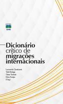 Dicionário Crítico de Migrações Internacionais - Unb