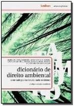 Dicionario de direito ambiental                 01 - Lexikon -