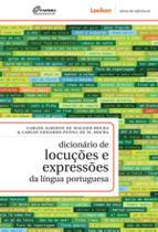 Dicionario De Locucoes E Expressoes Da Lingua Portuguesa - Lexikon -