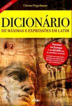 Dicionário de máximas e expressões em latim - Escala