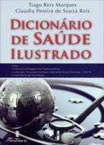 Dicionario de Saúde ilustrado - Editora Martinari