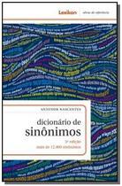 Dicionario de sinonimos - lexikon -