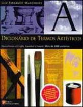 Dicionario de termos artisticos - Pinakotheke -