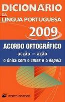 Dicionario editora lingua portuguesa 2009 acordo ortografico - Por - porto
