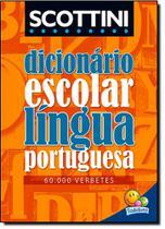 Dicionário Escolar da Língua Portuguesa - Coleção Dicionários Todolivro -