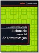 Dicionario essencial de comunicacao - Lexikon -