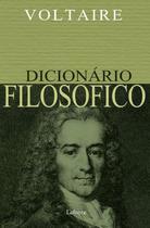 Dicionário filosófico - Lafonte -