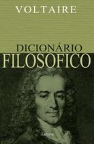 Dicionario filosofico voltaire ed.01 - Lafonte