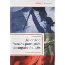 Dicionario frances  portugues - portugues frances - Lexikon