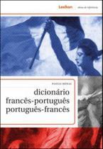 Dicionario frances/portugues - portugues/frances - Lexikon -