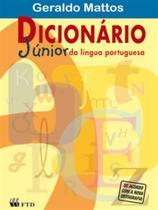 Dicionário Júnior - Língua Portuguesa - 3ª Edição - Ftd