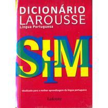 Dicionário Larousse da Língua Portuguesa - Lafonte