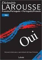 dicionario larousse frances portugues - portugues frances Mini - Lafonte