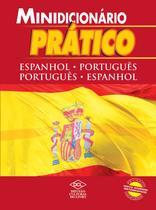 Dicionario mini espanhol espanhol/port.pratico 320pg unidade - Dcl -