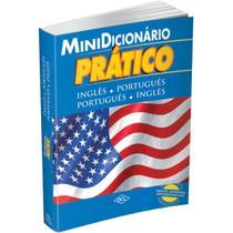 Dicionario mini ingles ingles/portugues pratico 320pg unidade - Dcl