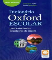 Dicionario Oxford Escolar - 03 Ed - With Access Code -