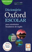 Dicionario oxford escolar with access code - 3rd ed - Oxford university