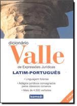 Dicionário Valle de Expressões Jurídicas - Komedi